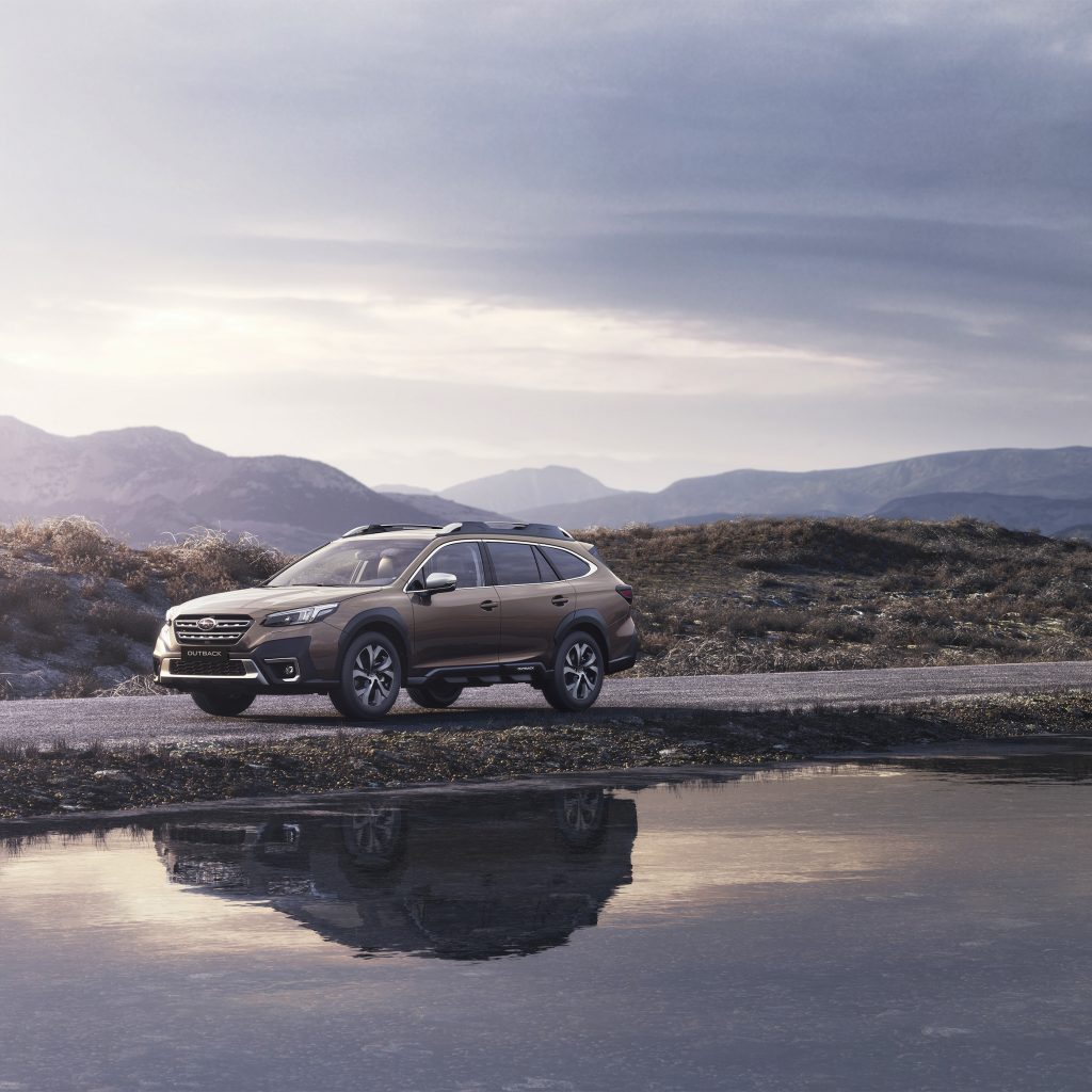 Subaru Outback: 6. Generation ab sofort erhältlich